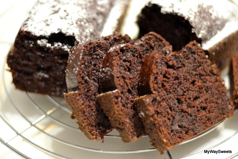Ciasto bananowe – czekoladowe