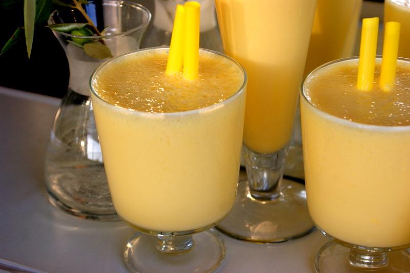 Koktajl z mango – Mango smoothie
