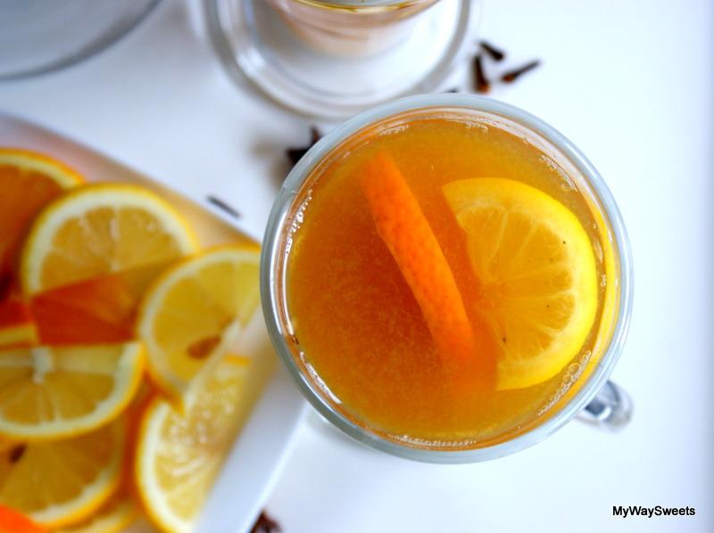 Rozgrzewająca herbata Earl Grey