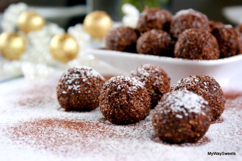 Trufle i czekolada