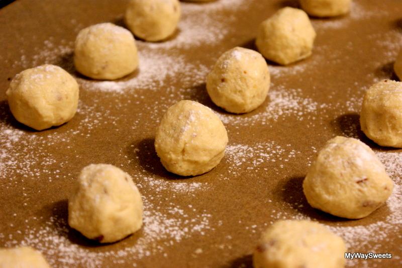 Ciasteczka maślano-migdałowe