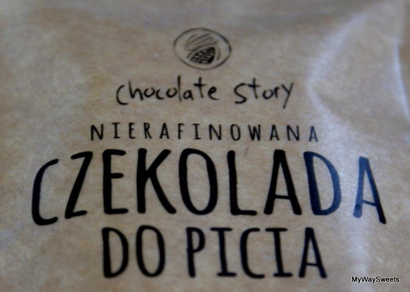 Gorąca czekolada w słonecznej Warszawie